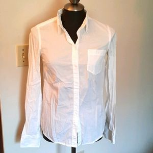 🎈2/$40-Aritzia Talula white blouse